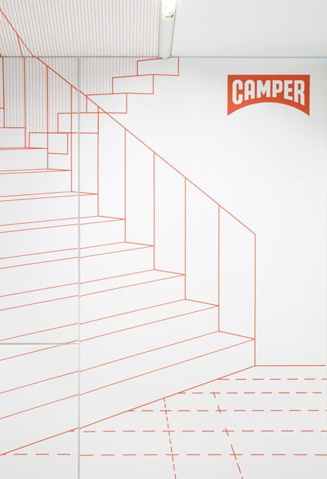 Camper Store by Jurgen Bey
