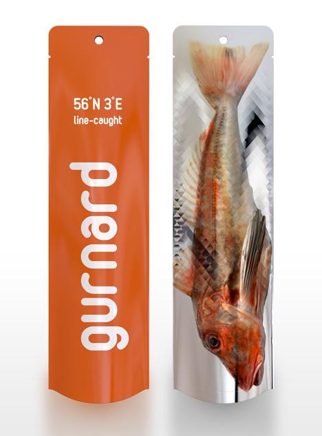 Fish packaging by PostlerFerguson