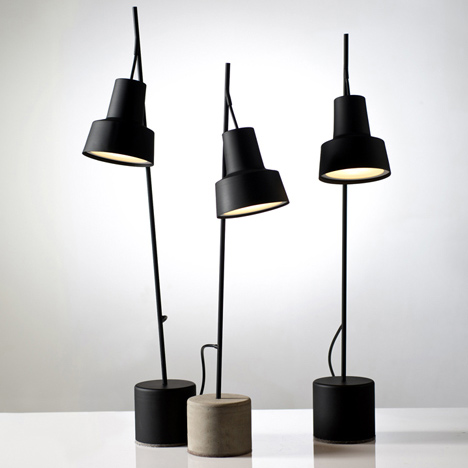 Spot lamp by Nir Meiri