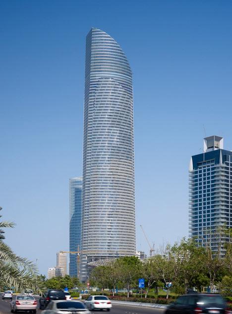 The Landmark by Pelli Clarke Pelli Architects
