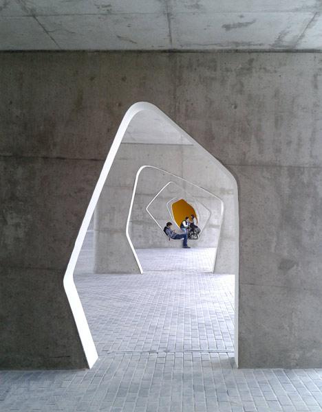Braamcamp Freire Secondary School by CVDB Arquitectos