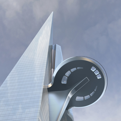 De Zeen Magazine -Shard builders to construct world's tallest skyscraper