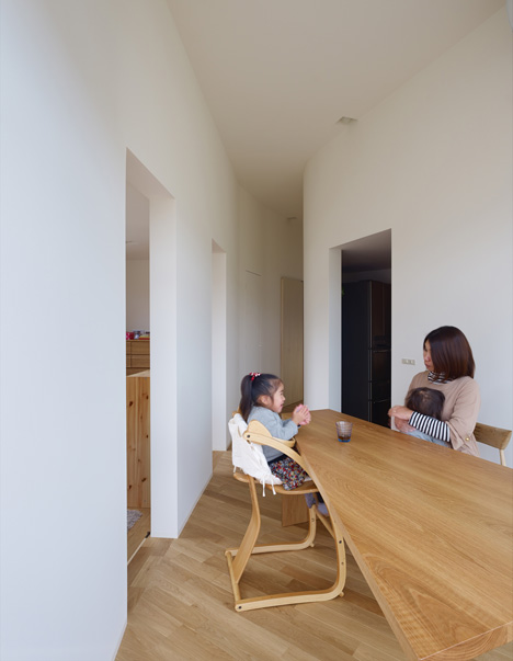 House in Sayo by FujiwaraMuro Architects