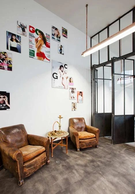 Visitamos Mogeen Salon & Hair School en Amsterdam