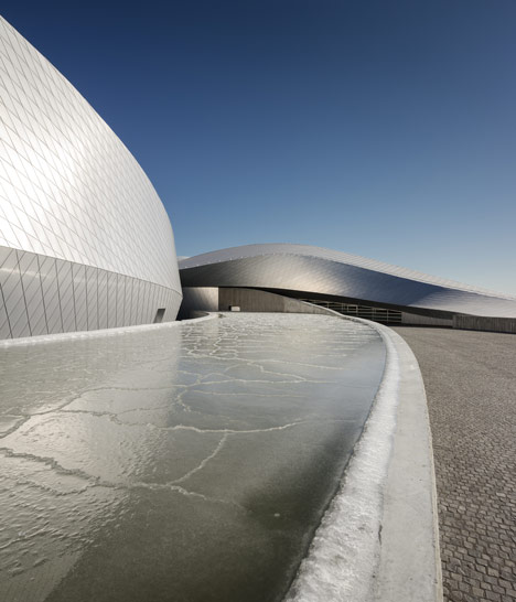 The Blue Planet by 3XN