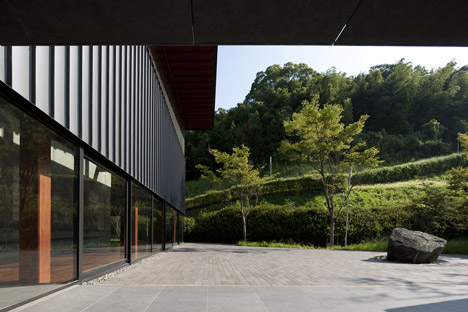 Harmonie Hall by Takenaka Corporation