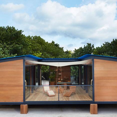 sims 3 modern beach house download