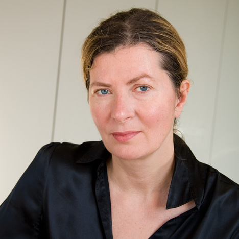 Ilse Crawford portrait by Stef Bakker