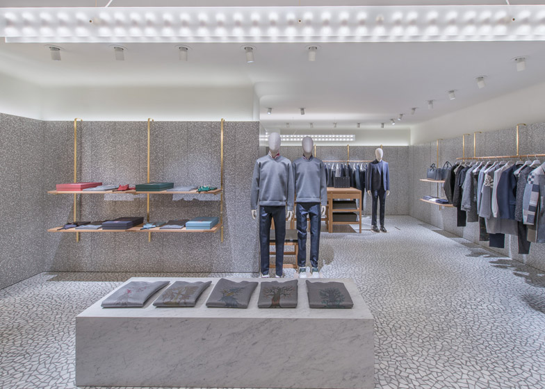 David Chipperfields Valentino Flagship Store Opens In New