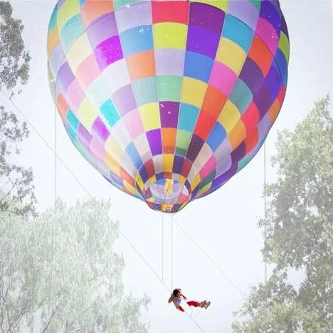 Balloon Swing by Jesse Lockhart-Krause