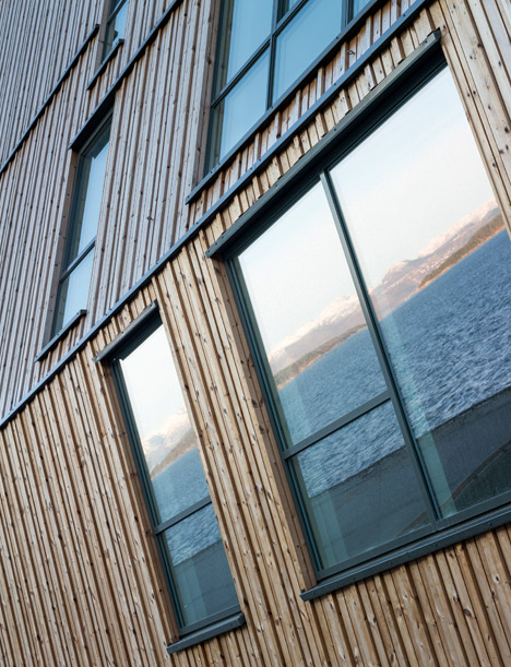 Waterfront project in Stavanger by AART architects