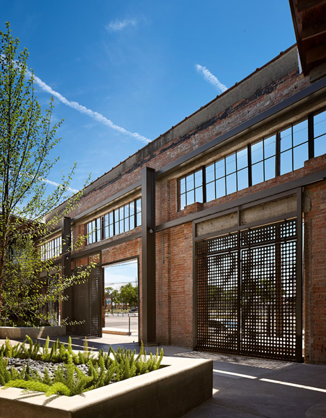 Hughes Warehouse by Overland Partners
