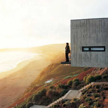 ultra modern beach house plans