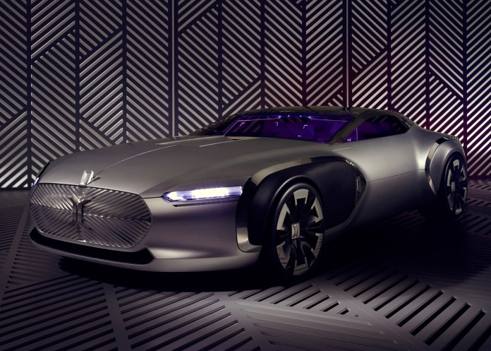 renault's concept car marks anniversary of le corbusier's death