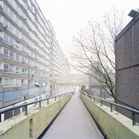 The Heygate Estate, south London