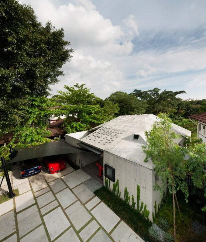 Leedon Park by Ipli Architects