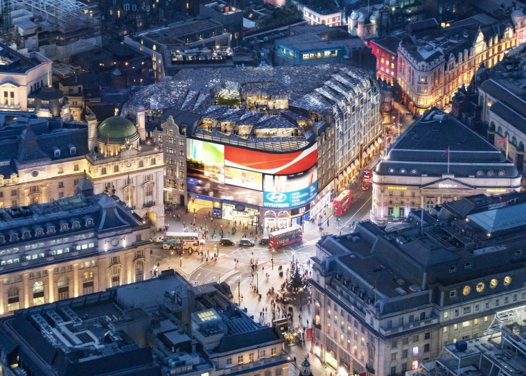 Fletcher Priest wins approval for Piccadilly Circus development