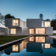 Photograph by Joao Morgado House MR by 236 Arquitectos