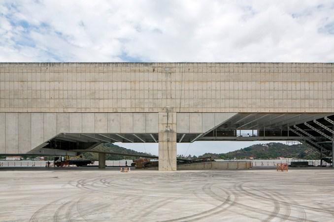 Cais das Artes, Vitoria, Brazil