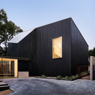 Hillside Residence by Alter Studio