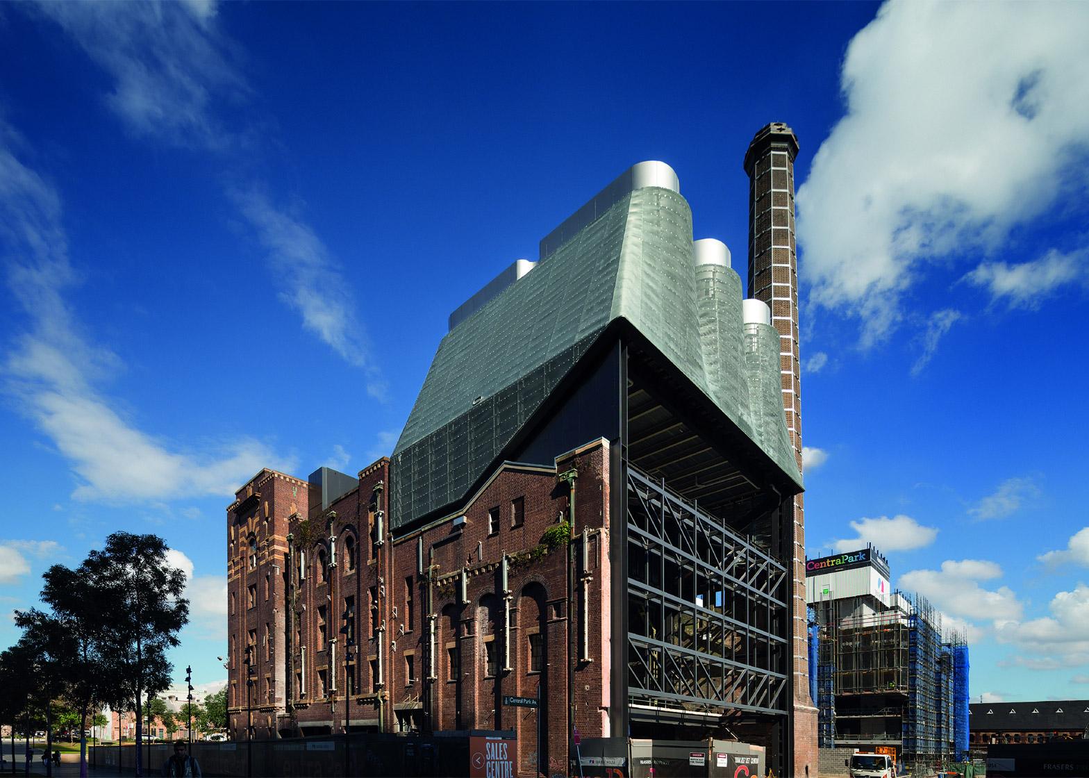 The Brewery Yard, Sydney, Australia, by Tzannes Associates