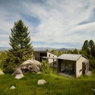 Boulder Retreat by Carney Logan Burke