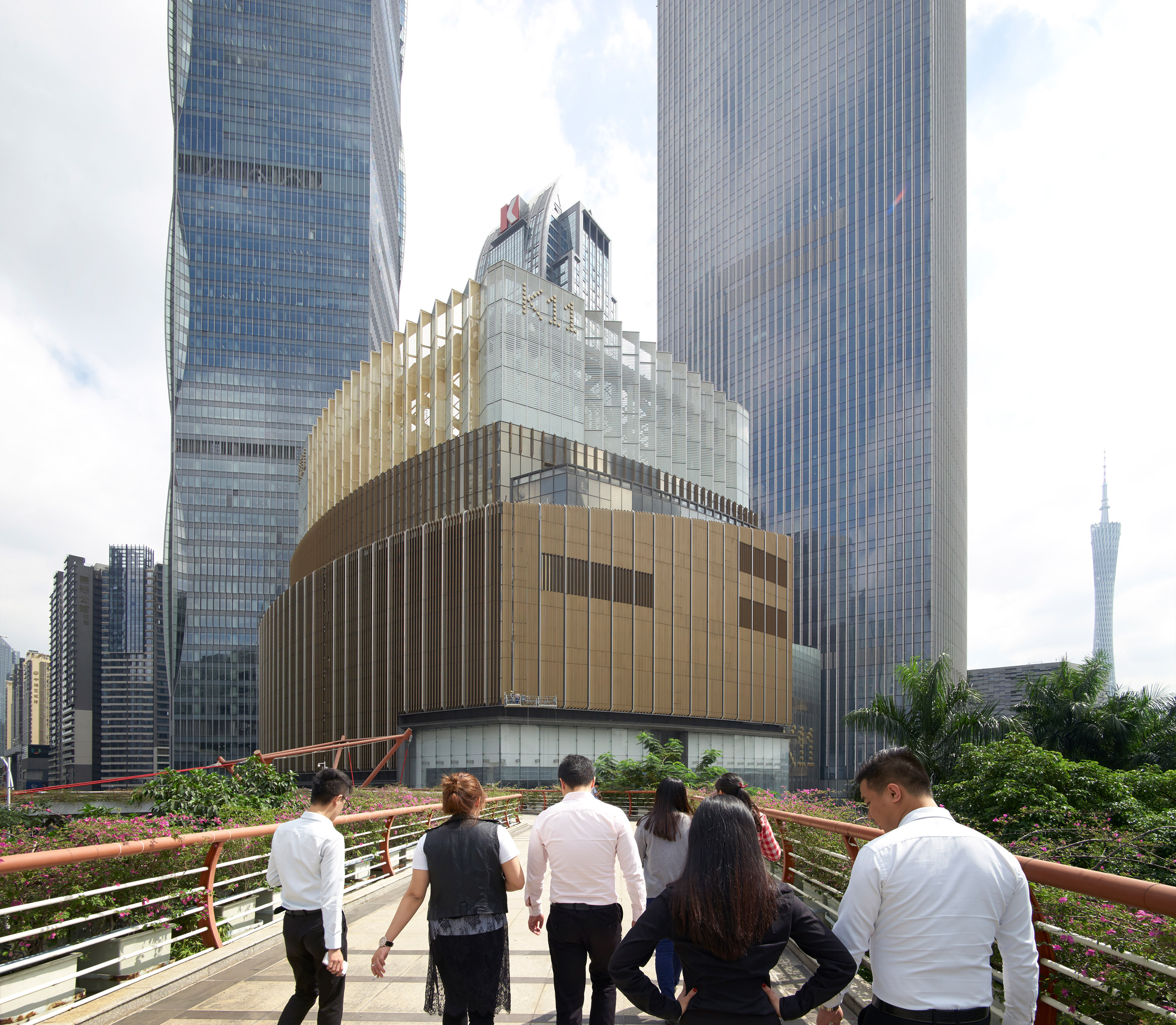 Guangzhou CTF Finance centre