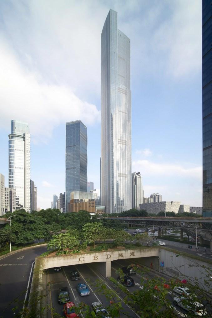 Guangzhou CTF Finance centre