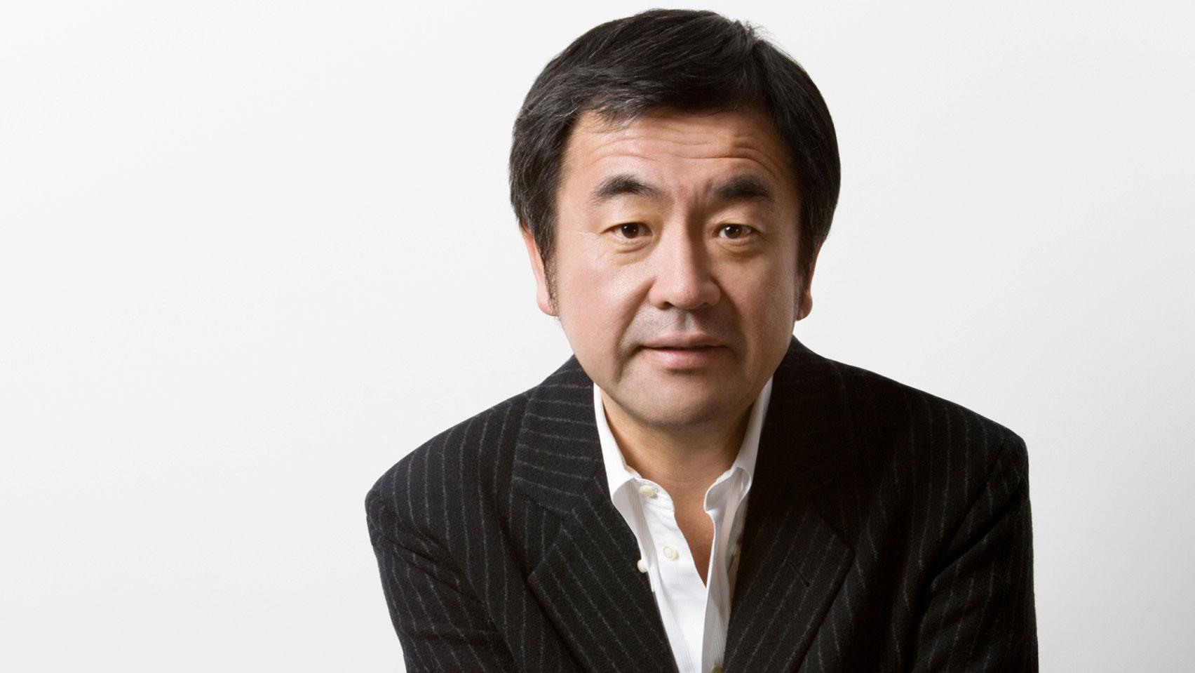 Kengo Kuma portrait