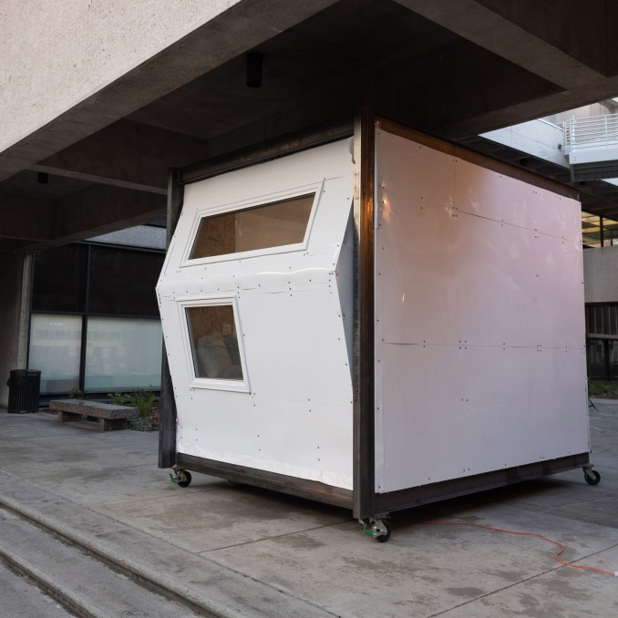 Hope of the Valley 1 - rear - Project Homeless Studio by MADWorkshop and USC