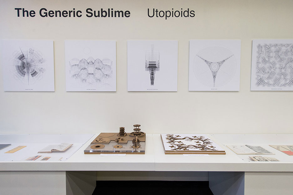 The Generic Sublime show at Harvard GSD