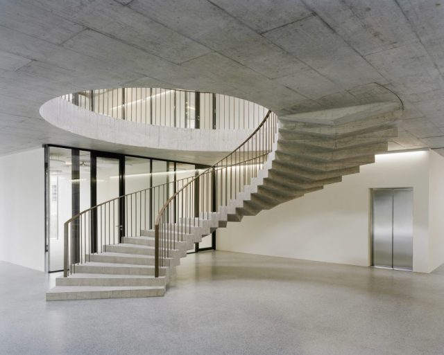 New FIM Headquarters in Mies by Local Architecture