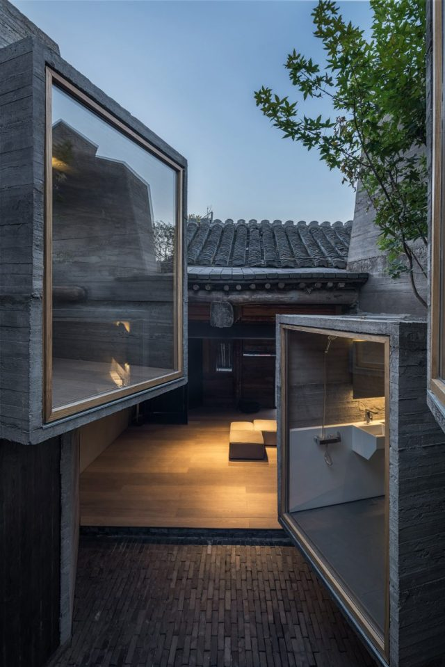 Micro-Hutong by ZAO/standardarchitecture