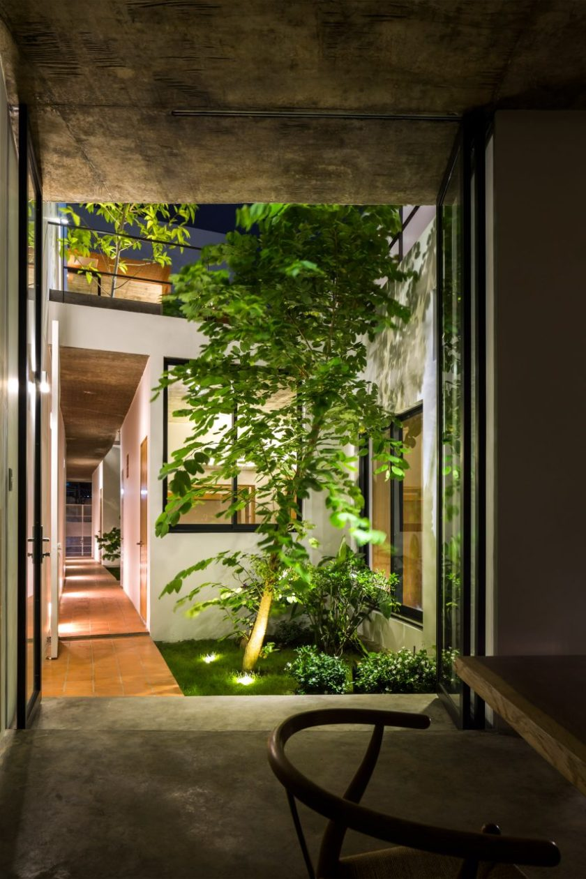 Apartment in Binh Thanh by SDA