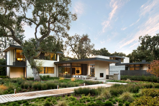 Atherton Avenue by Arcanum Architecture