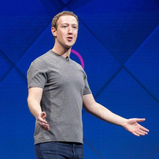 Mark Zuckerberg AR news