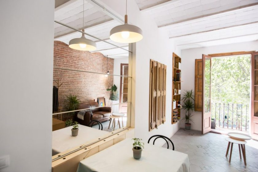 25 Loft Barcelona by Naimi Architecture