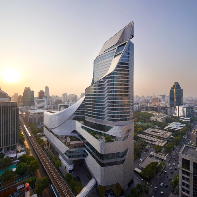 Central Embassy in Bangkok by AL_A Architecture