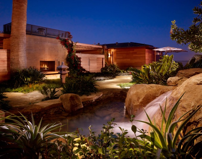 Nobu Ryokan Malibu by Studio PCH and Montalba Architects