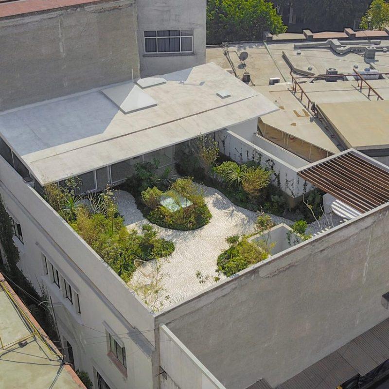Casa Verne, Mexique par Zeller & Moye