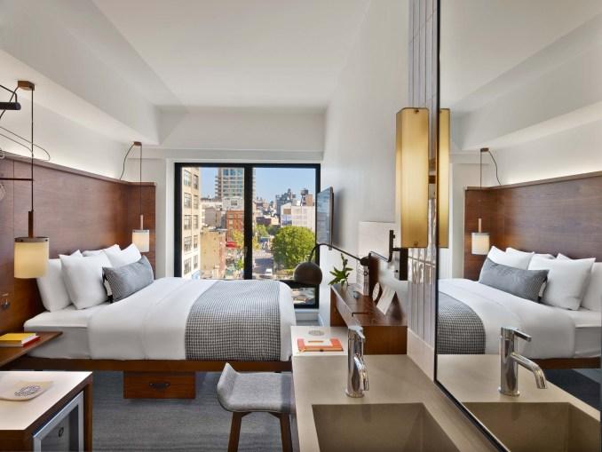 Arlo Soho hotel in New York