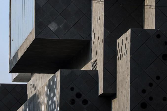 Guardian Arts Centre by Ole Scheeren