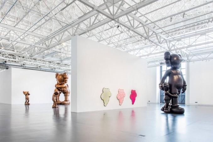 Aranda\Lasch KAWS Exhibition Design for Yuz Museum in Shanghai, China