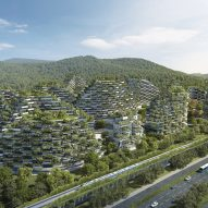 Liuzhou Forest City by Stefano Boeri Architetti
