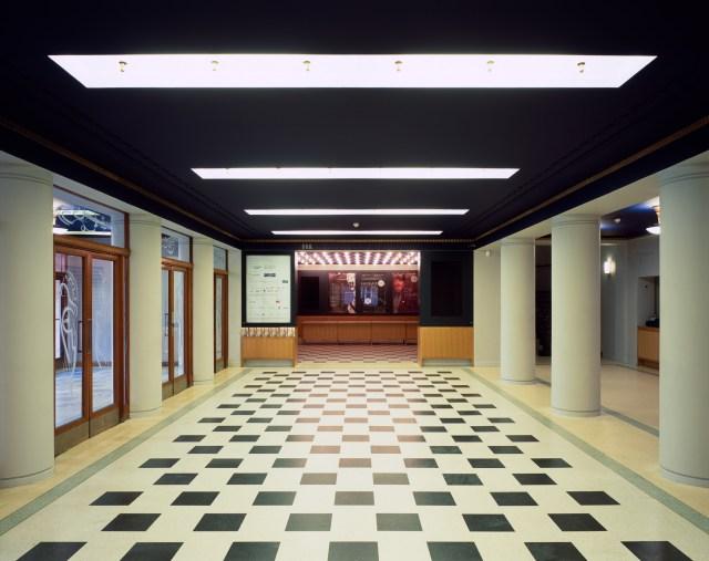 Liverpool Philharmonic refurbishment by Caruso St John