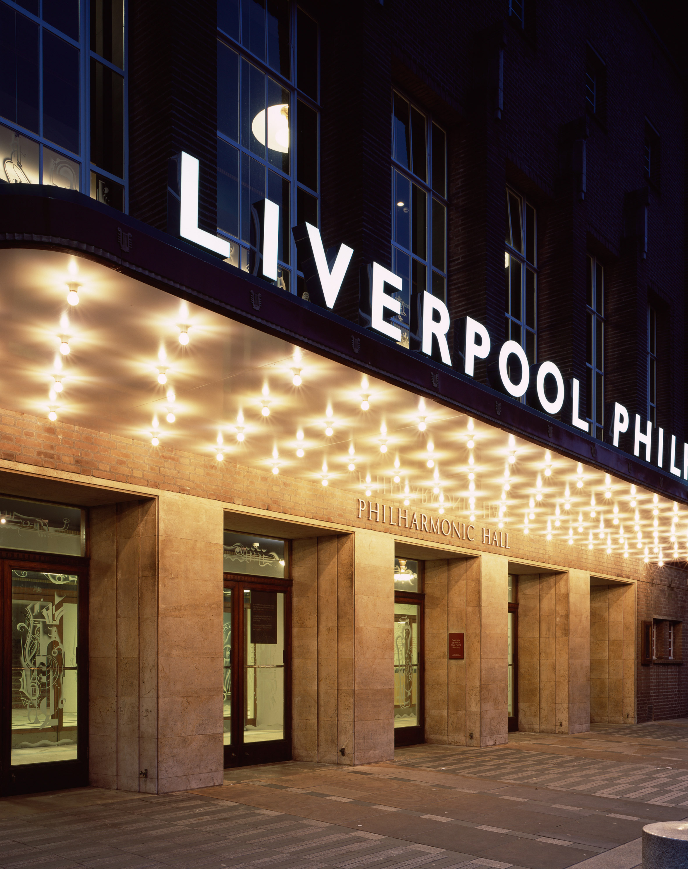 Liverpool Philharmonic refurbishment by Caruso St John