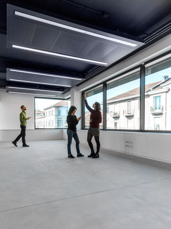Office 3.0 by Carlo Ratti Associati
