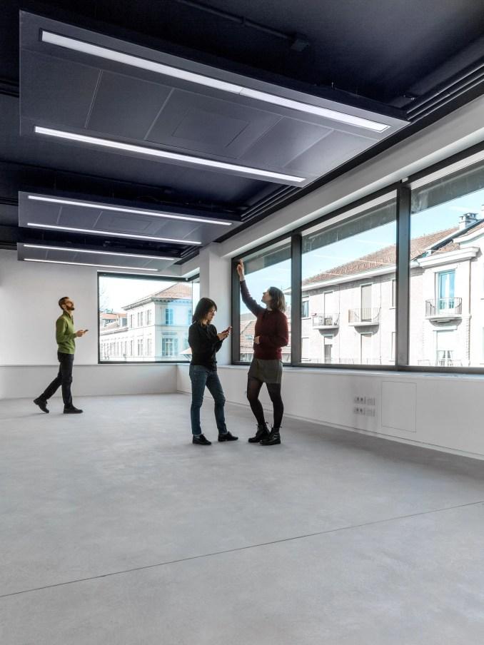 Office 3.0 by Carlo Ratti Associati