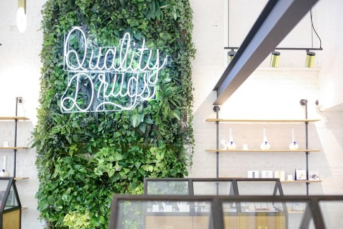 Serra weed dispensary in Portland, Oregon