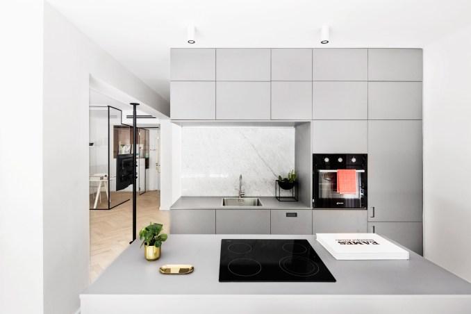 Amir Navon of Studio 6b and Maayan Zusman design Tel Aviv apartment
